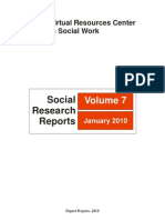 The prevalence of drug use among students of Iasi (Stefan Cojocaru, Daniela Cojocaru, Ovidiu Bunea, Mihaela Radoi, Cătălin Asăvoaei, Mariana Ursan). Social Research Reports, Volume 7, 2010.