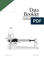 chem 12 databooklet