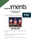 PET Holiday Lights Animation Cheatsheet