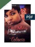 A Hood Dilemma is Still Bittersweet A Naptown Triangle (A Bittersweet Hood Dilemma Book 3).pdf