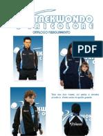 Catalogo Sportivo della Taekwondo Tricolore