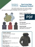 Catalogo Fashion Taekwondo Tricolore
