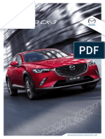 Cx 3 Digital Brochure