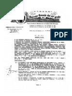 Decreto 04-90 del Supremo Consejo de México, Puente de Alvarado número 90