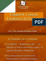 2 Control Estadístico Del Proceso