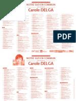 Liste Delga