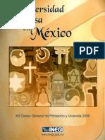 Diversidad Religiosa en México
