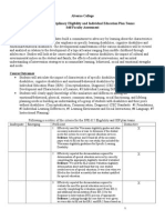 spe 615 ddp self assessment