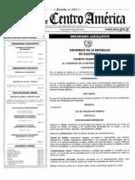 DECRETO 7-2015. CONGRESO DE LA REPUBLICA DE GUATEMALA