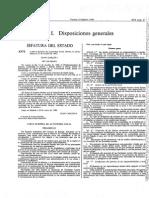 CARTA Europea de Autonomía Local. Hecha en Estrasburgo El 15 de Octubre de 1985. BOE Nº 47, De 24 de Febrero de 1989, Pp. 5396-5398