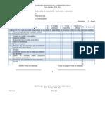 Ip 5b u3 2015 Lista de Cotejo de Desempeño