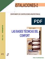 2 - Tecnicas Basicas Del Confort