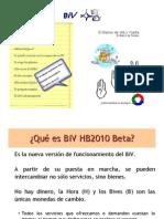 BiV HB2010 Beta Presentacion