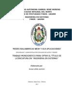 Monografia Redes Mesh Version 1003