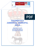 Diagnostico Ambiental Mula