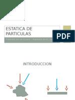 1. Estatica de Particulas