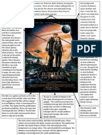 Jupiter Ascending Poster Analysis