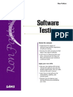Ron Patton Software Testing1