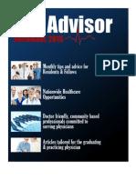 The Advisor - December, 2015