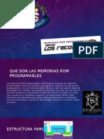 Memorias ROM Programables Presentacion