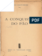 A Conquista Do Pão