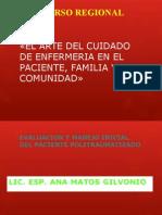 Manejo Inicial de Politraumatizado Huancavelica