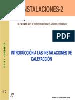 9 - Introducción a Las Instalaciones de Calefacción-Almacenamiento de Combustibles