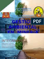 Exposicion de Gestion Ambiental