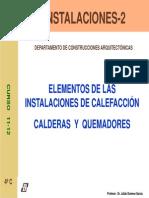 11 - Calderas y Tipos
