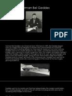Bel Geddes Profile