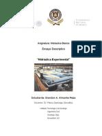 Formato Ensayo Hidraulica 1