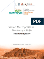 VISION 2030 Resumen Ejecutivo