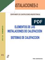 13 - Sistemas de I Calefaccion