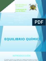 Equilibrio Quimico (Expo)