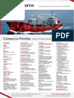 Comarco Pemba - Utility Vessel