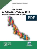 Principales Resultados del Censo de Población y Vivienda 2010 Veracruz