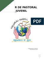 Taller. Metodologia en La Evangelizacion Del Joven. 2014