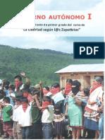 EZLN- La libertad segun l@s zapatistas - Gobierno Autonomo I