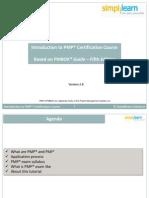 Lesson 1 - PMP Prep Introduction V2