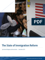 The State of Immigration Reform