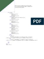 Programa Principal Coordenadas Cilindro Esféreicas