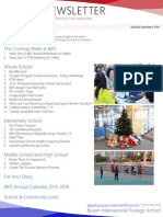 BIFS Newsletter, 2015-12-04 (English)