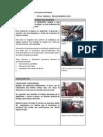 Analisis de Incidente en Planta Refineria
