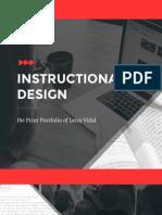 Instructional Design by Leisy Vidal