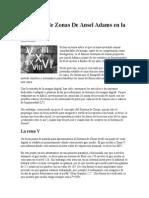 El Sistema de Zonas de Ansel Adams en La Era Digital