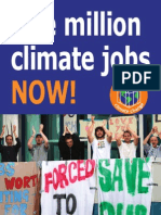 One Million Climate Jobs