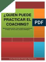 Quien Puede Practicar El Coaching