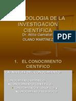 Metodologia de La Investigación Científica