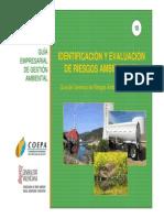 Identificacion y Evaluacion de Riesgos Ambientales