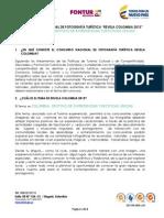 Bases Terminos y Condiciones Revela Colombia 2015
